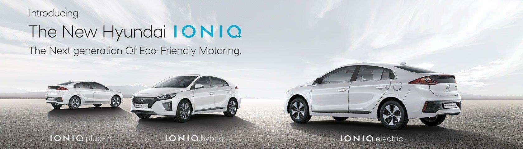 Hyundai IONIQ Dealer