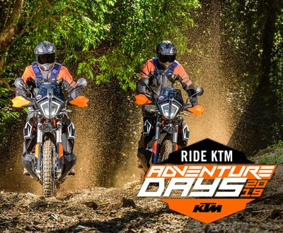 KTM Adventure Day image