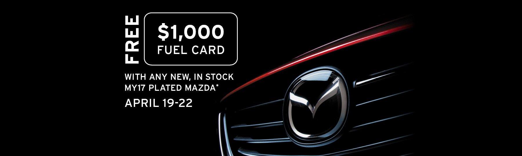 Glendale Mazda Plate Clearance