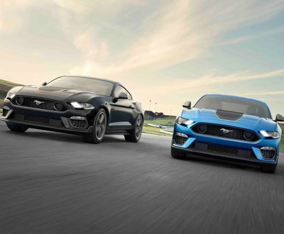 Ford Mustang Mach 1 image