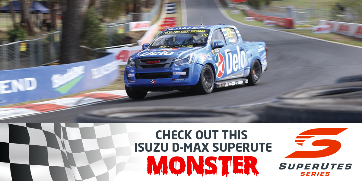 blog large image - The Isuzu D-Max is more than just a super ute. It's also a SUPERUTE