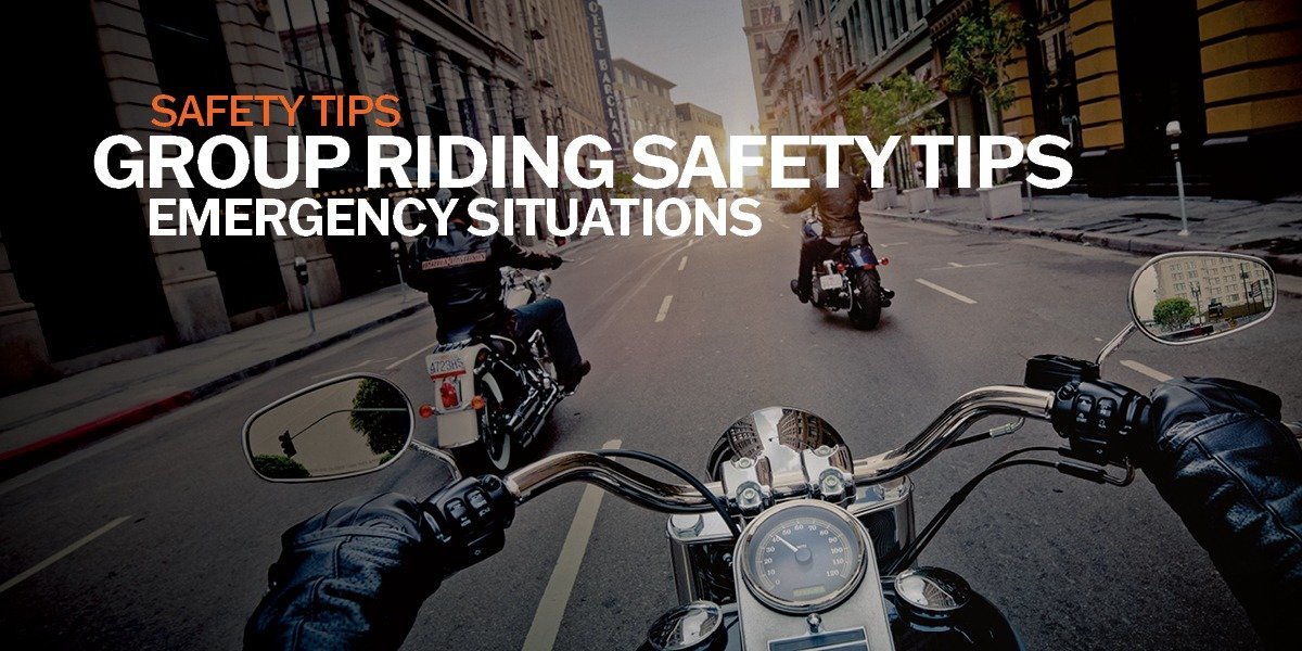 blog large image - Group Riding Safety Tips - Emergency Situations