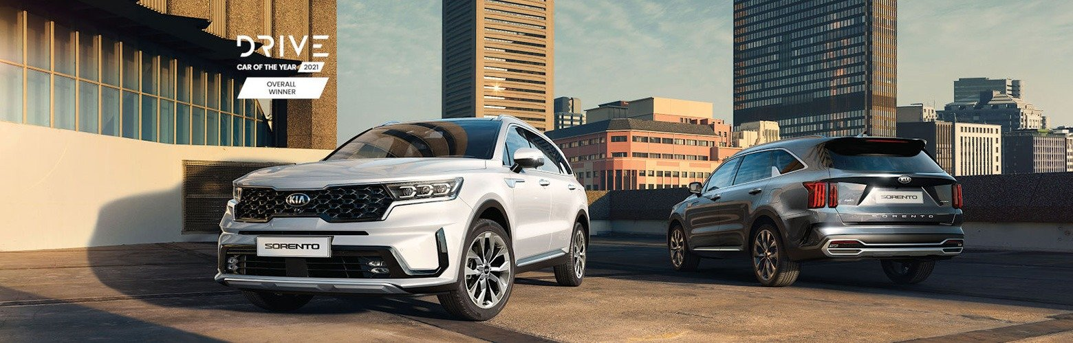 Drive Car of the year Sorento