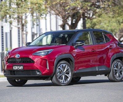 Yaris Cross 2WD GX petrol CVT priced from $26,990 image
