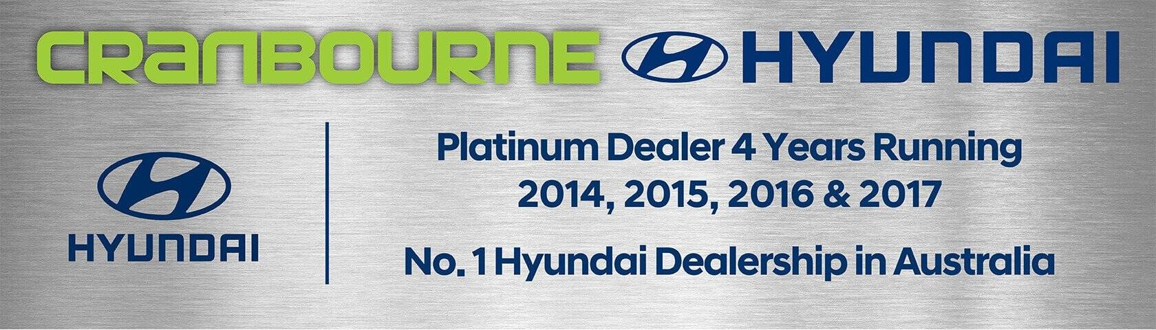 Cranbourne Hyundai Platinum Dealer