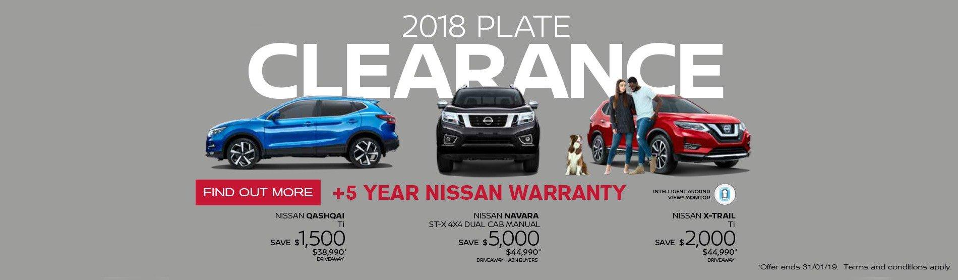 Nissan Sales 2019