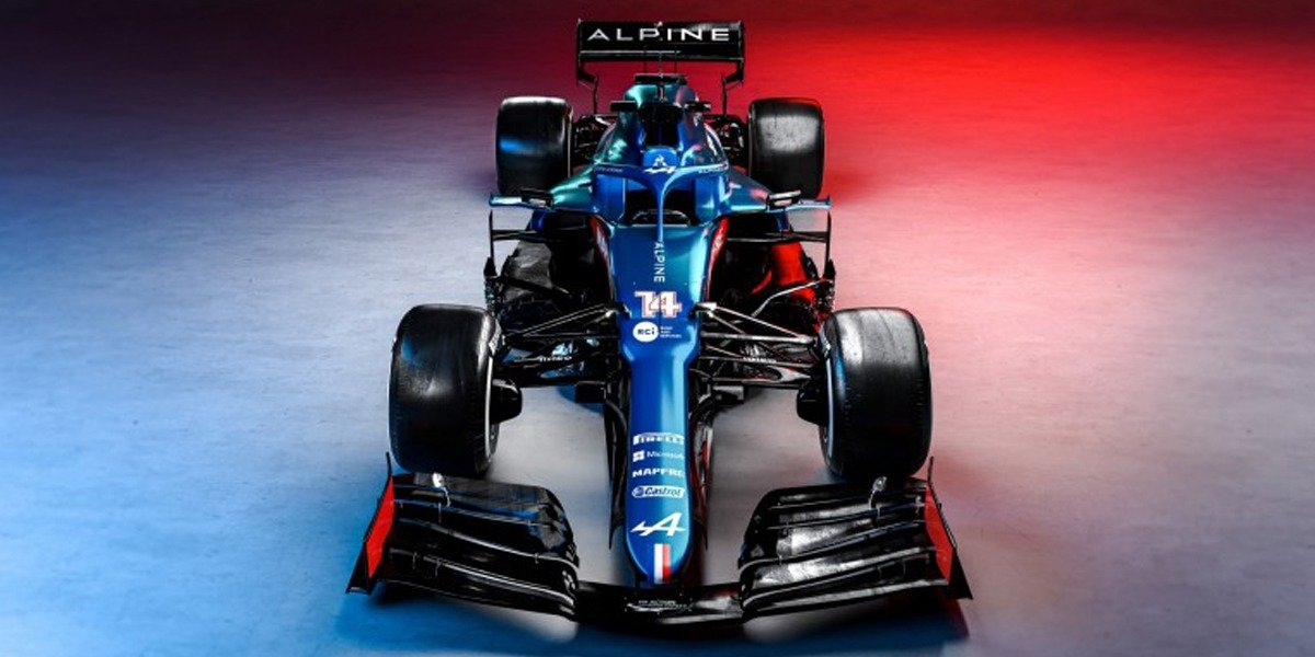 blog large image - ALPINE F1 TEAM LAUNCHES 2021 CAMPAIGN
