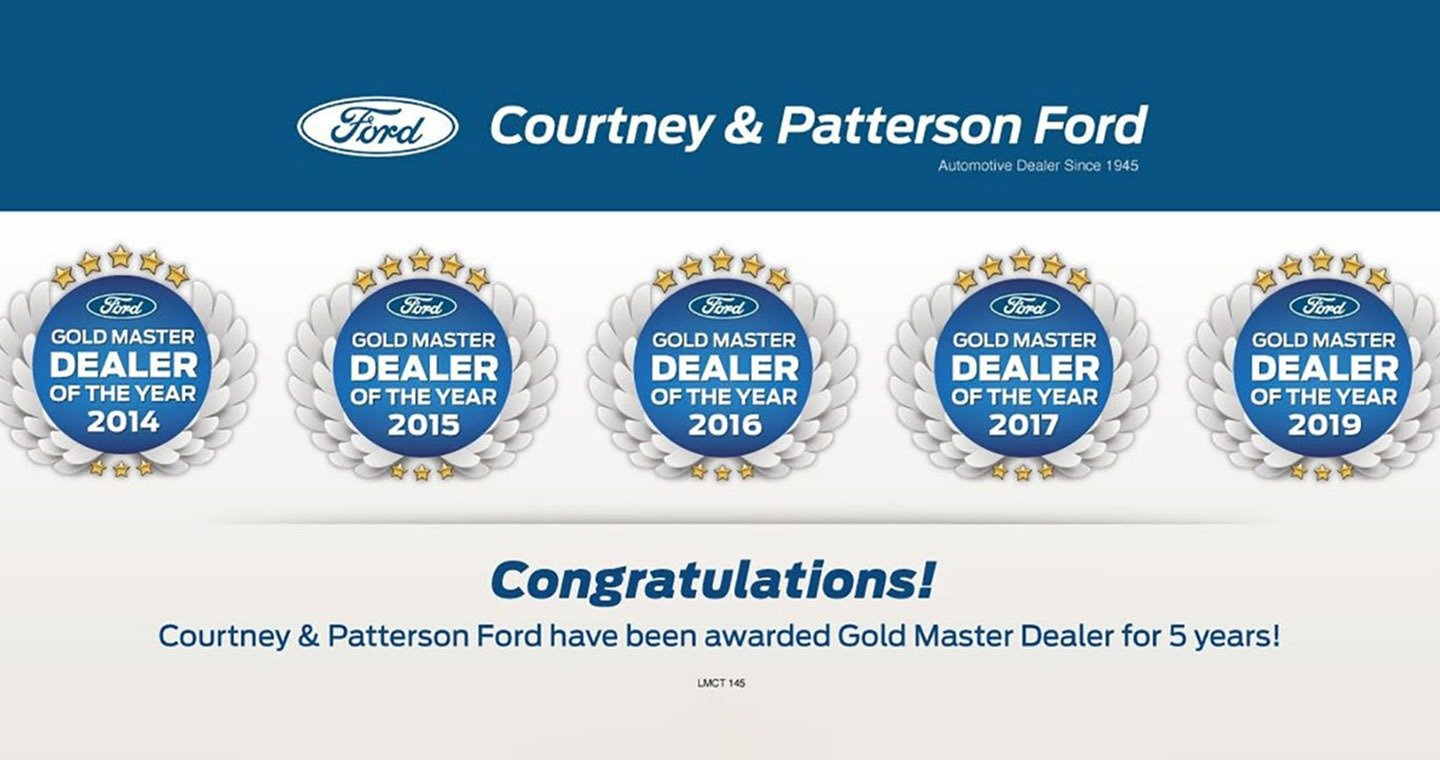 Award Winning Courtney and Patterson Ford
