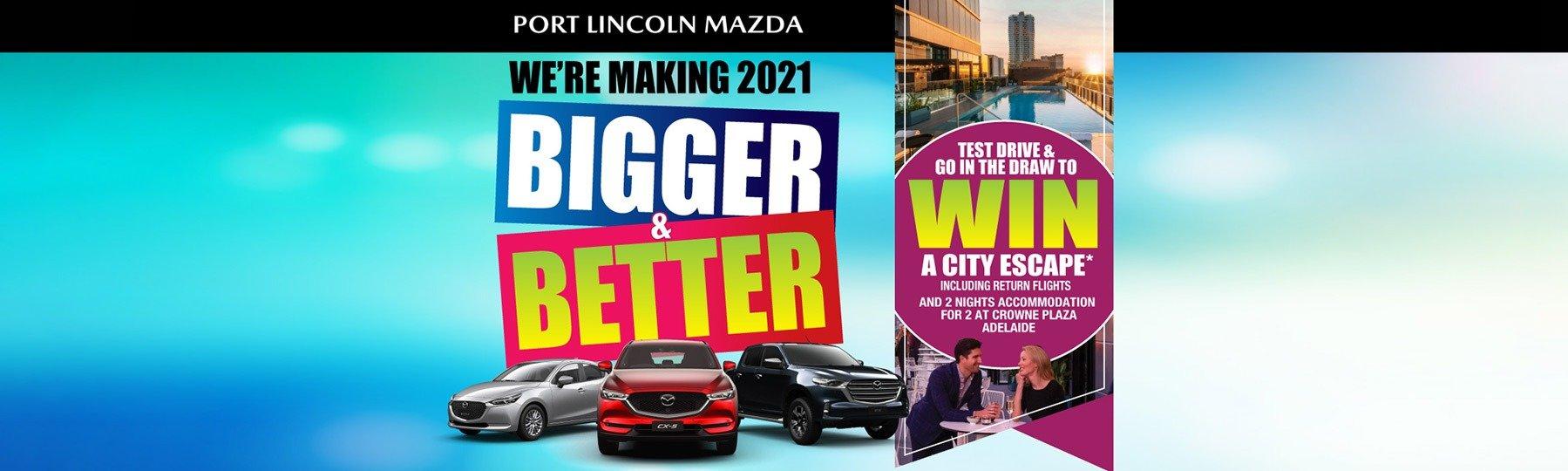 Port Lincoln Hyundai Bigger & Better Campaign