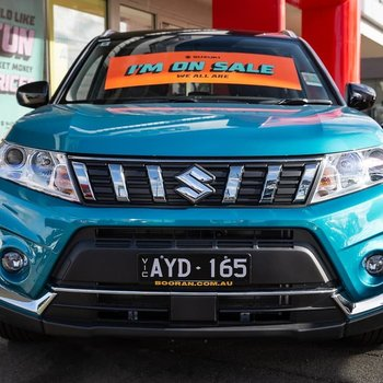 Vitara Series II demo special Small Image