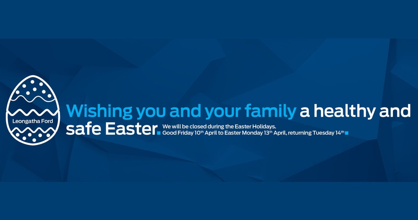 Happy Easter from Leongatha Ford