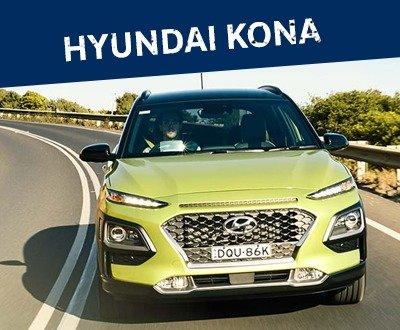 Hyundai Kona Compact SUV Comparison image