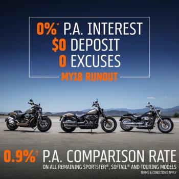 Zero Percent, Zero Deposit, Zero Excuses Small Image