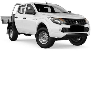 Mitsubishi Triton GLX Small Image