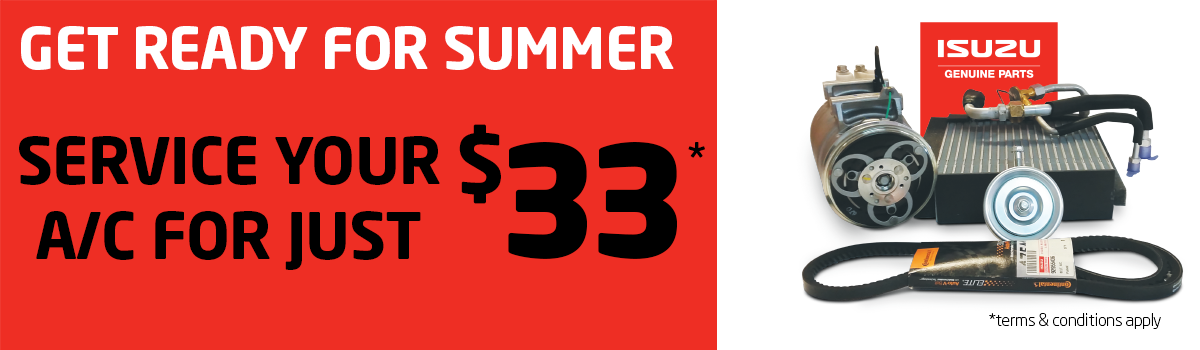 Get Ready for Summer with an air conditioning service for just $33* Large Image