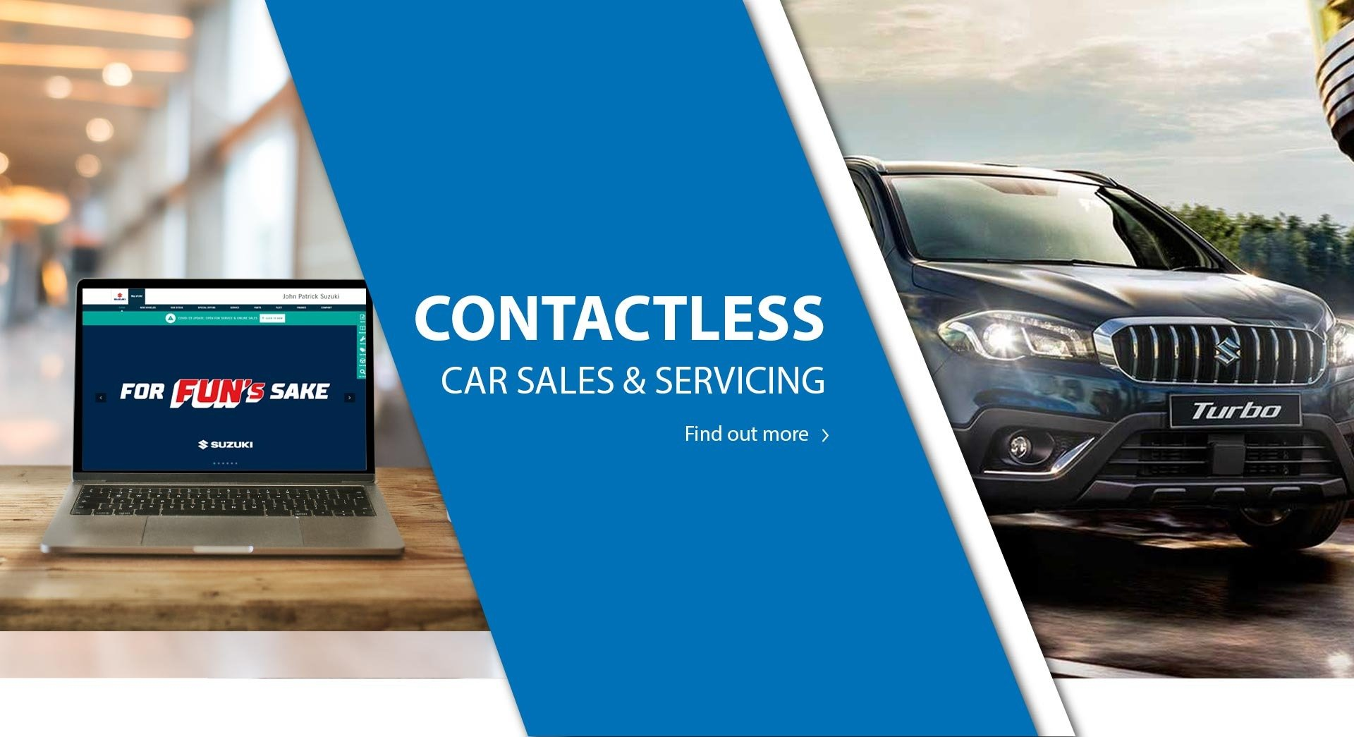 Patrick Auto Group Contactless Sales