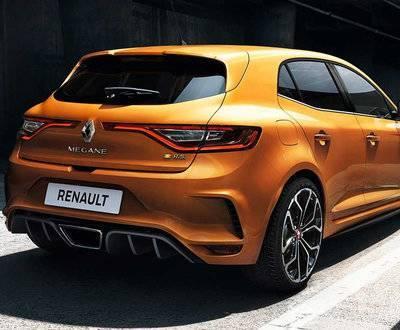 Sydney Renault Dealer Megane RS image