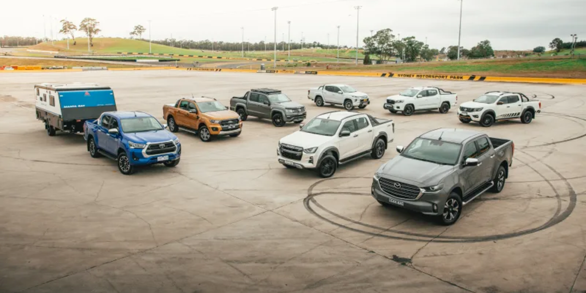 blog large image - VFACTS: Utes and vans outsell passenger cars in February 2021