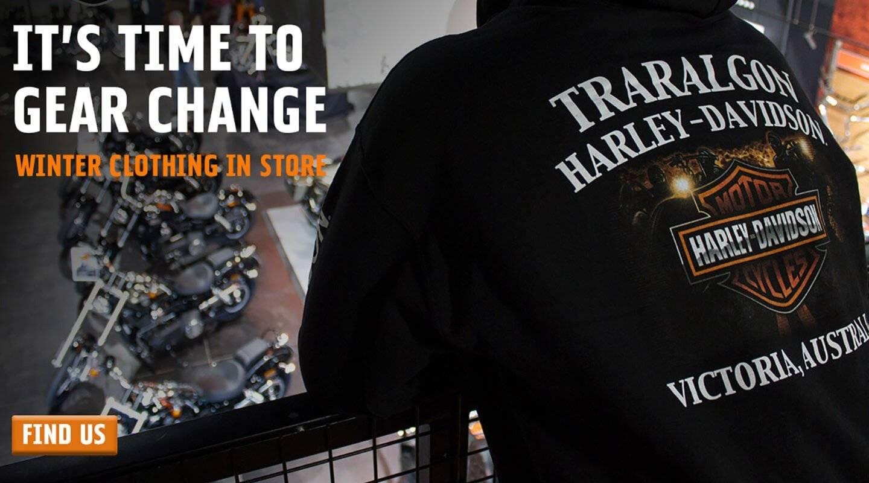 Traralgon Harley Davidson Merch