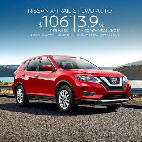 Nissan Future Value