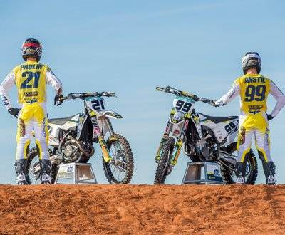 Paulin and Anstie image