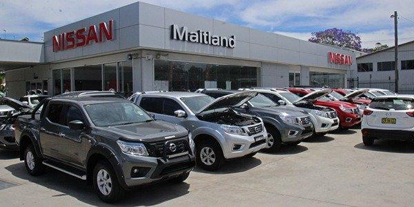 Maitland Nissan