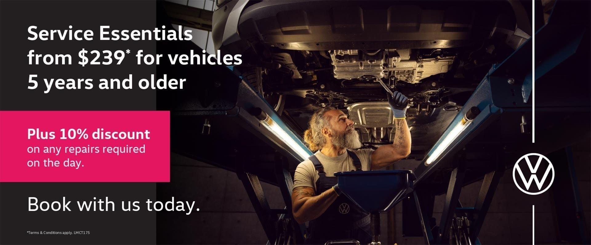 Kevin Dennis Volkswagen - Service Special