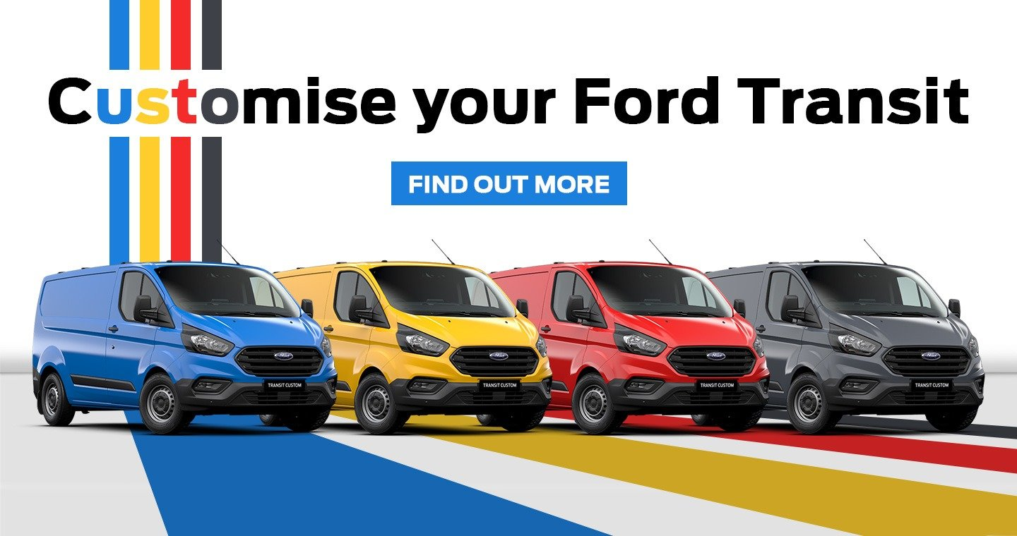 Dominelli Ford | Customise your Ford Transit Van