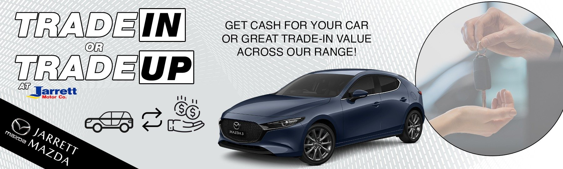 Trade-In Value at Jarrett Mazda