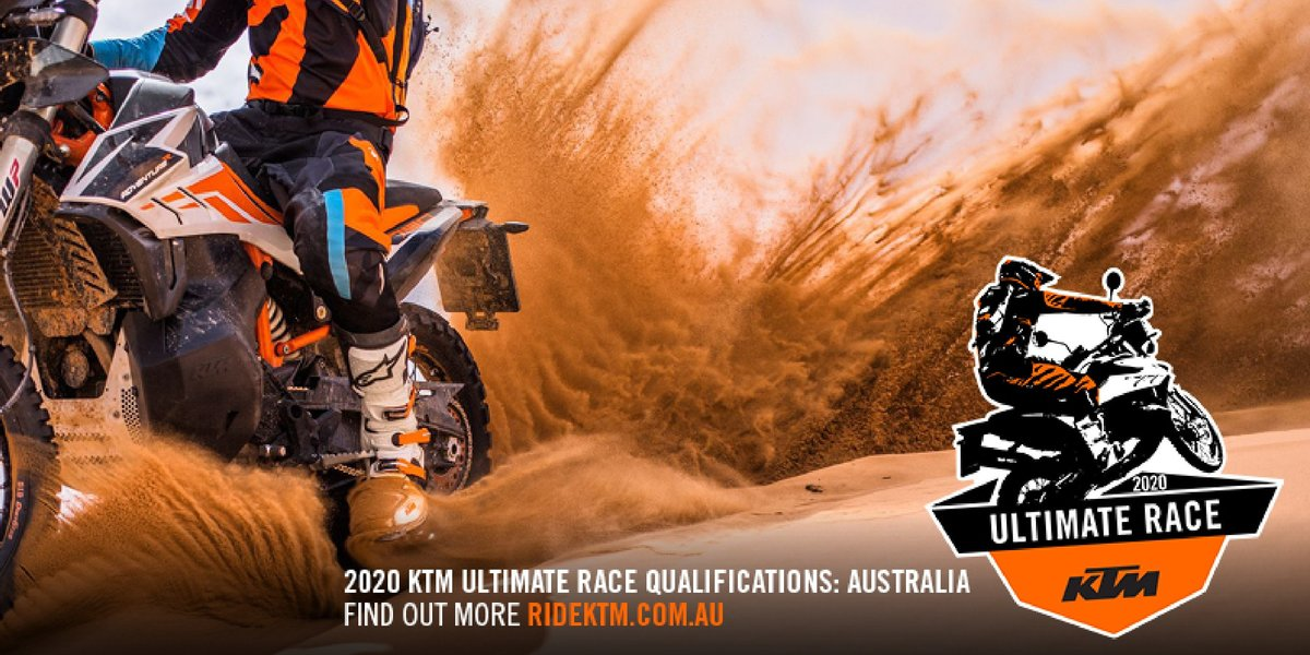 blog large image - KTM ULTIMATE RACE 2020