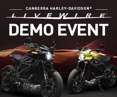 LiveWire® Test Ride Demo Event 7th Nov 2020  image