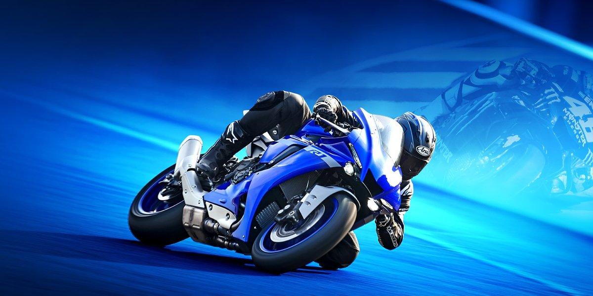 blog large image - Yamaha YZF-R1 Available Now!