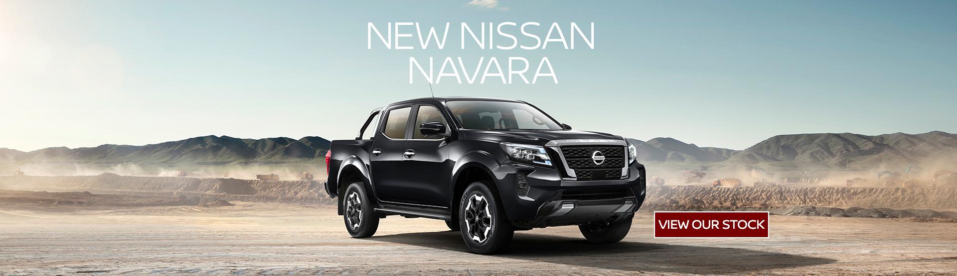 New Navara