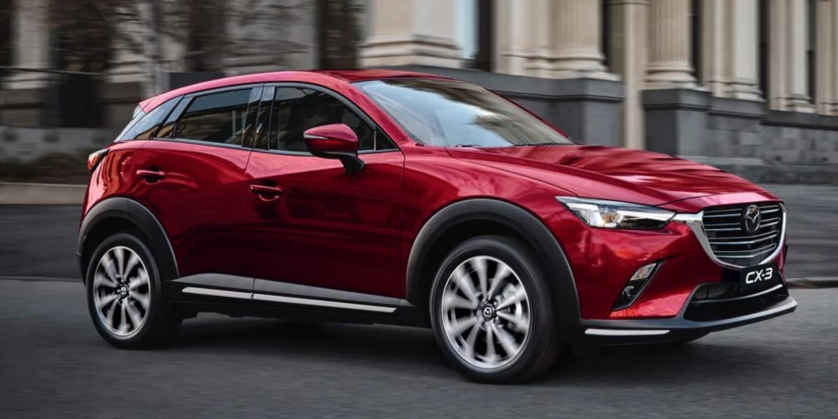 blog large image - The advanced new CX-3 now at Brighton Mazda