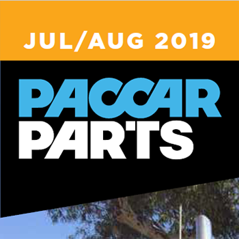 PACCAR Parts  |  July / August 2019 Catalogue Small Image