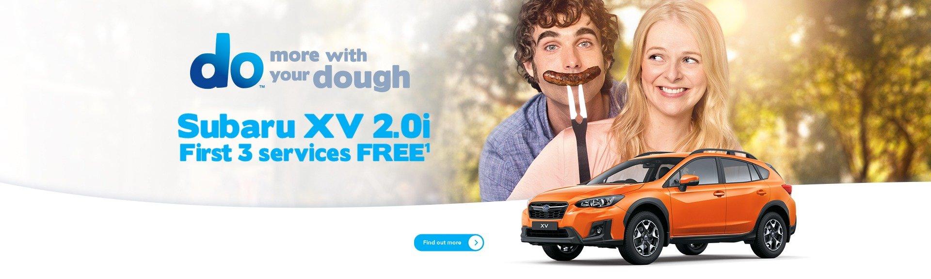 Subaru XV Offer