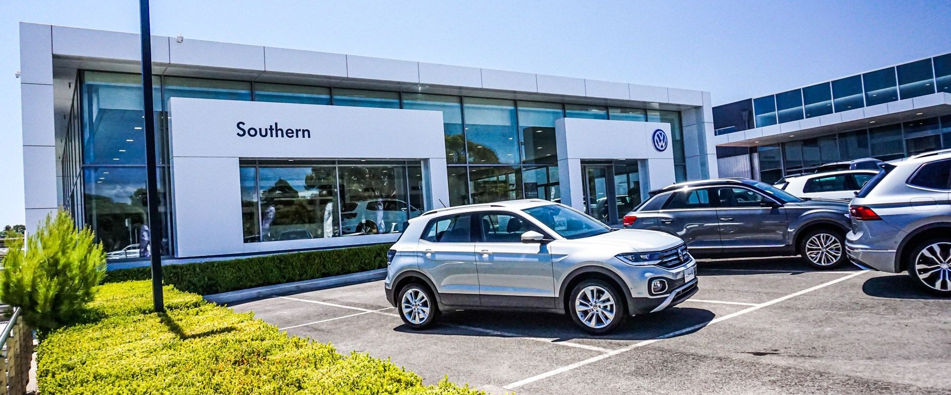 Southern VW home page