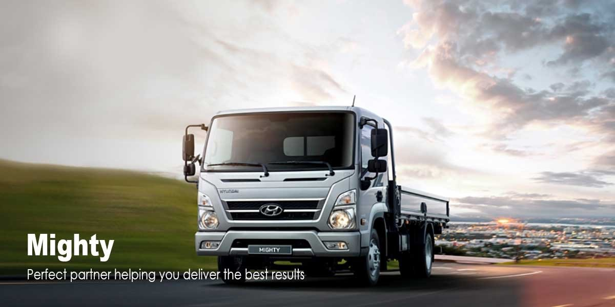 blog large image - Hyundai Mighty Handles like a car!