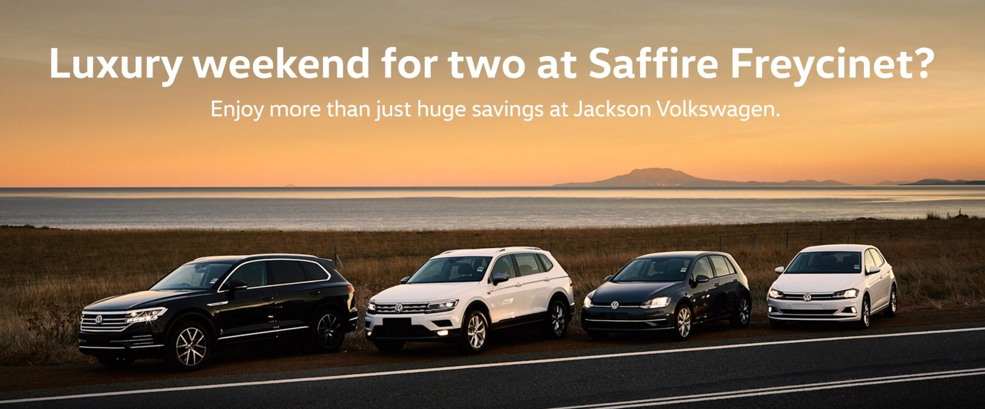 Win a Luxury Package at Saffire Freycinet