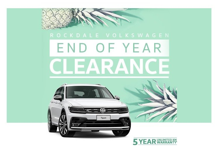Rockdale Volkswagen End Of Year Clearance