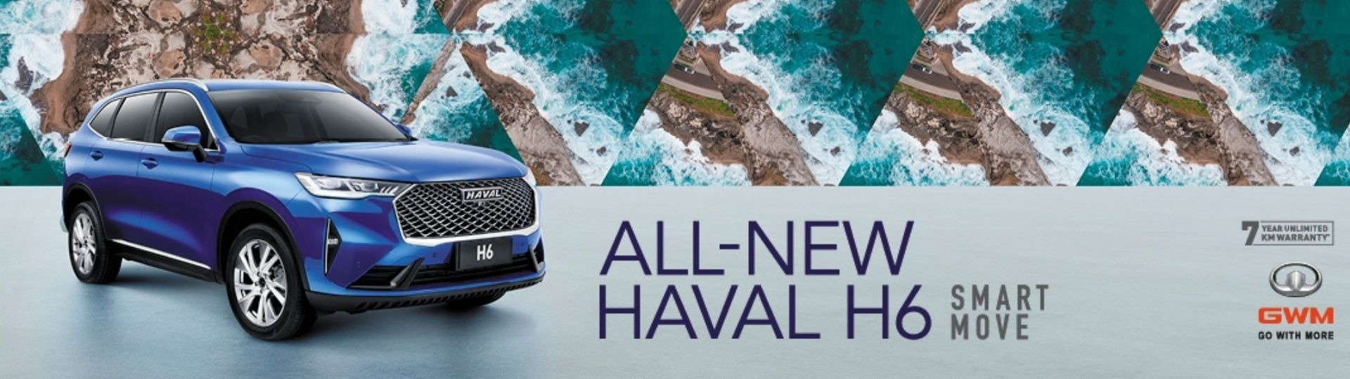 All-new H6