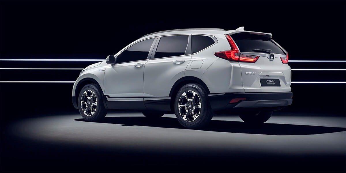 blog large image - Honda CR-V Hybrid Prototype revealed