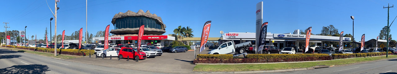 Taree Ford - Mid Coast Automotive Group