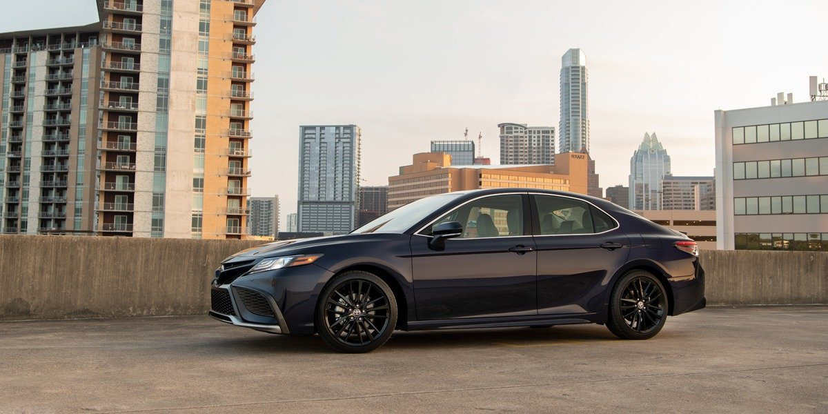 blog large image - TOYOTA FOCUS ON HYBRID, SAFETY AND STYLE FOR FACELIFTED CAMRY