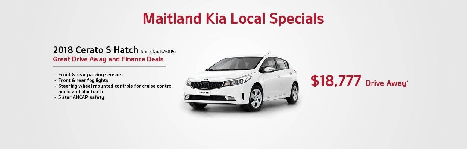 maitland kia promising offers