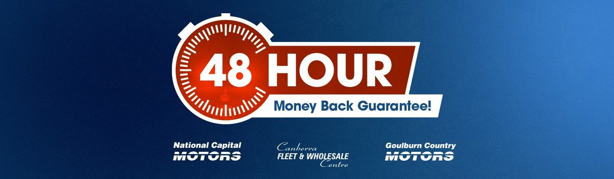 Our 48 Hour Money Back Guarantee for COVID-19 Safe Buying Large Image