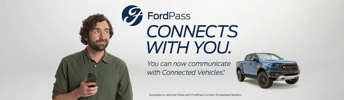 Welcome to the World of Ford Connectivity Large Image