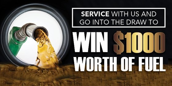 Service with us to win