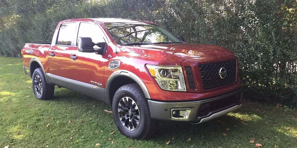 blog large image - 2017 Nissan Titan Pro-4X Review: The Pickup Truck Underdog We Can Learn to Love