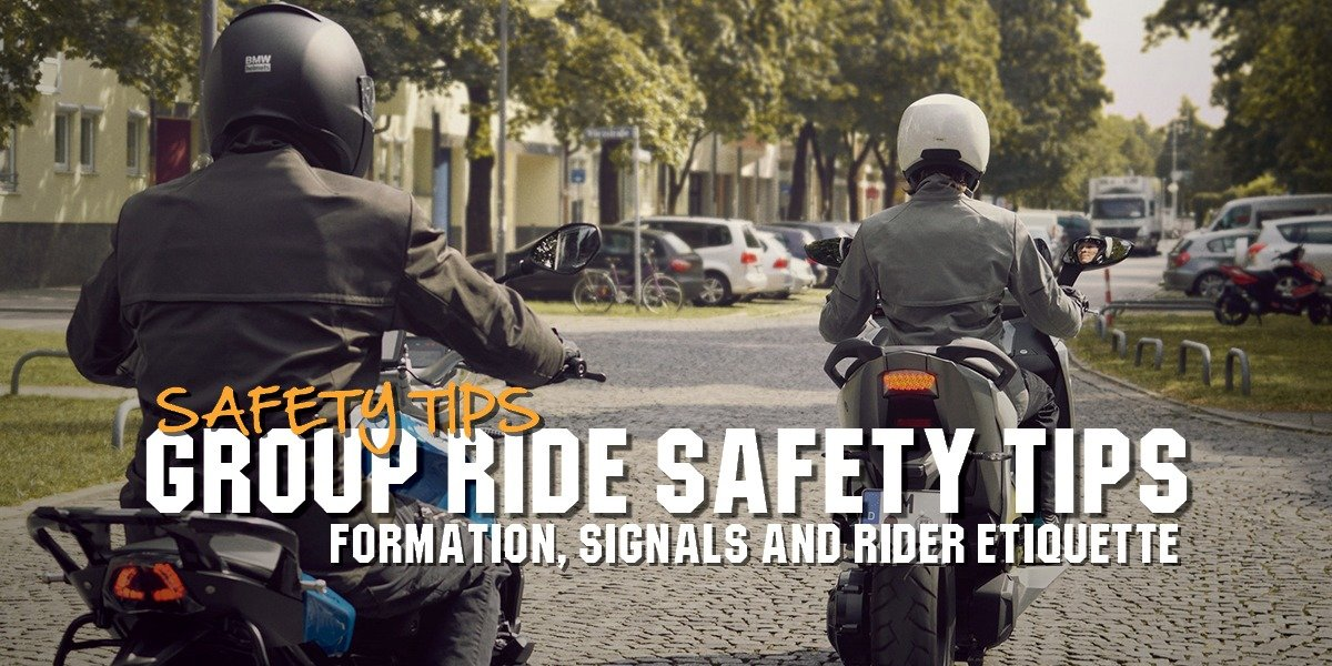 blog large image - Group Ride Safety Tips   Formation, Signals and Rider Etiquette